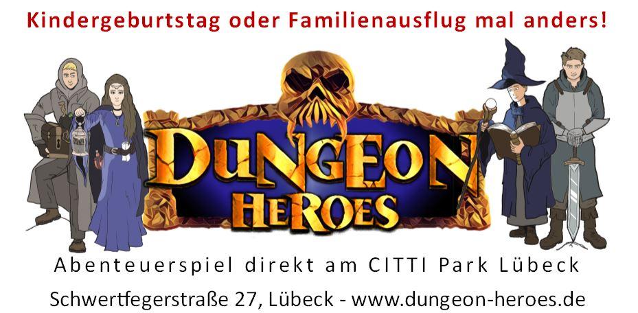Dungeon Heroes Lübeck